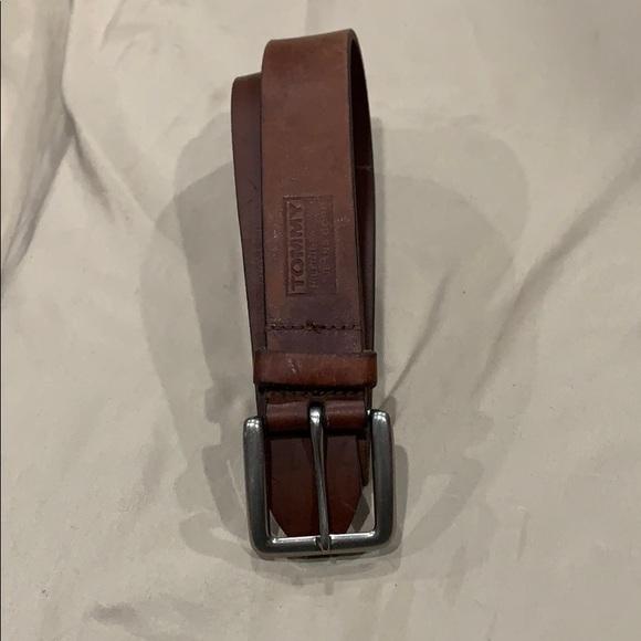 Tommy Hilfiger leather belt